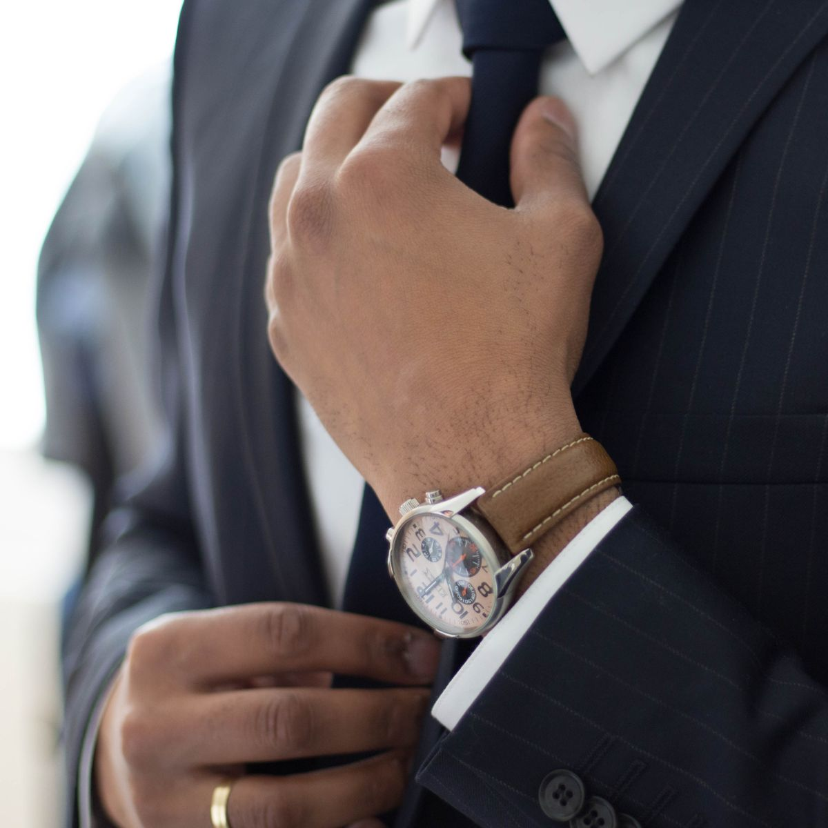 Premium chauffeur services for executives