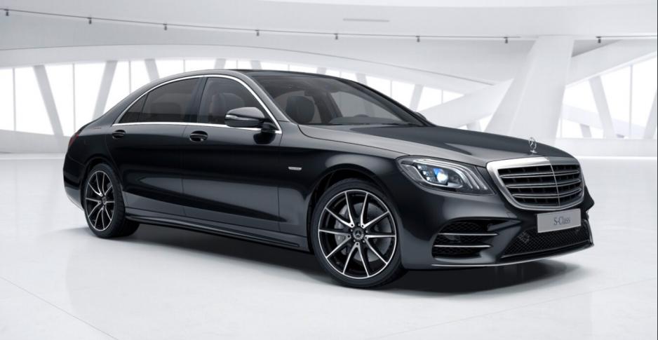 Mercedes Bens S Class